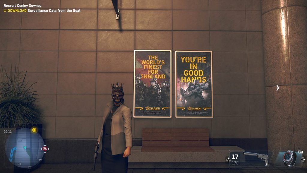 Watch Dogs Legion Posters