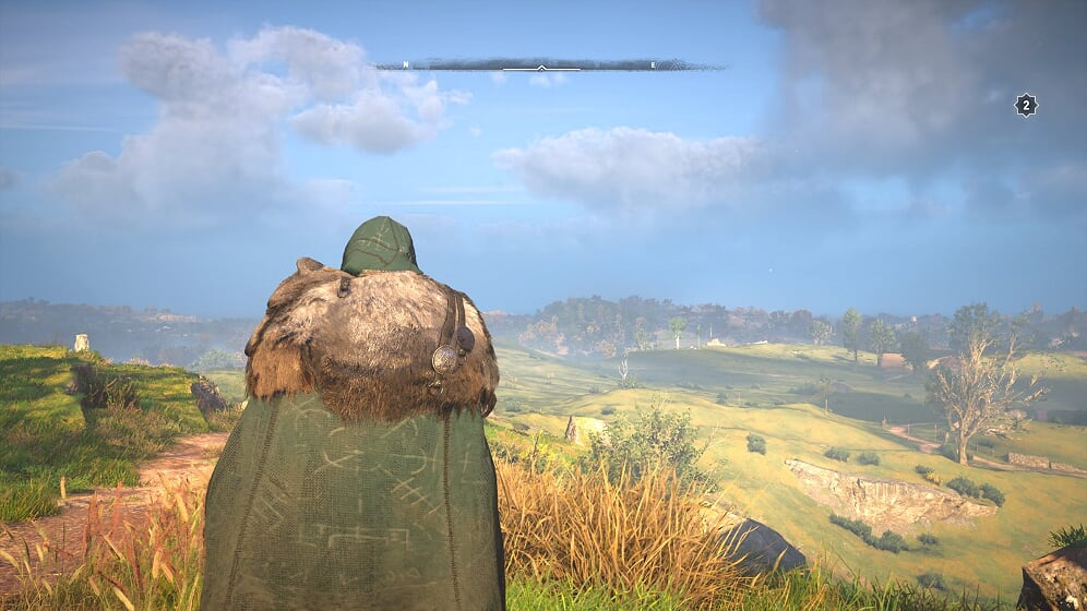 Assassin's Creed Valhalla Open World