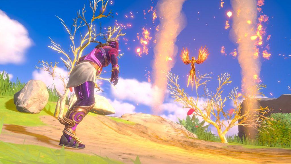 Immortals Fenyx Rising Phoenix