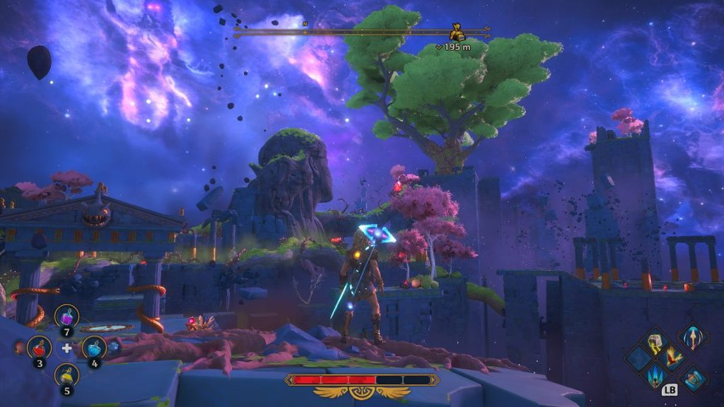 Immortals Fenyx Rising Boss Battle